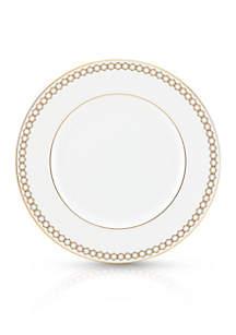 Prismatic Gold Dinner Plate