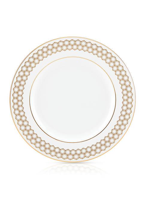 Lenox® Prismatic Gold Salad Plate