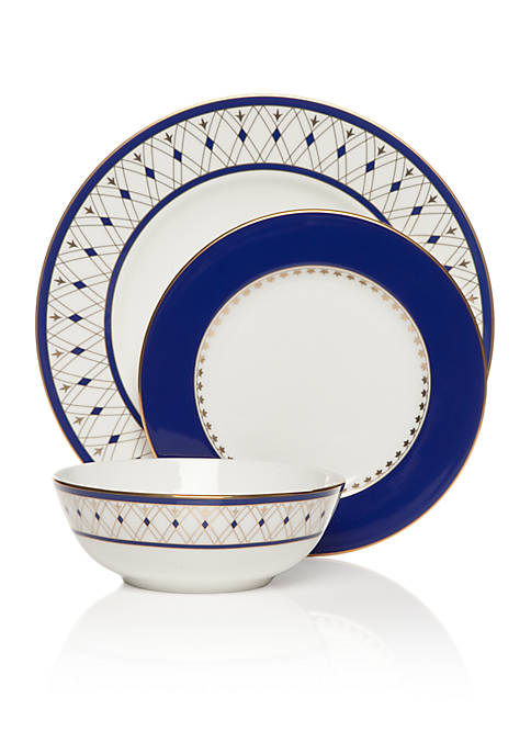 Lenox® Royal Grandeur 3-piece Place Setting
