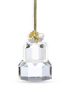 Lenox® 2016 Our 1st Christmas Wedding Cake Ornament