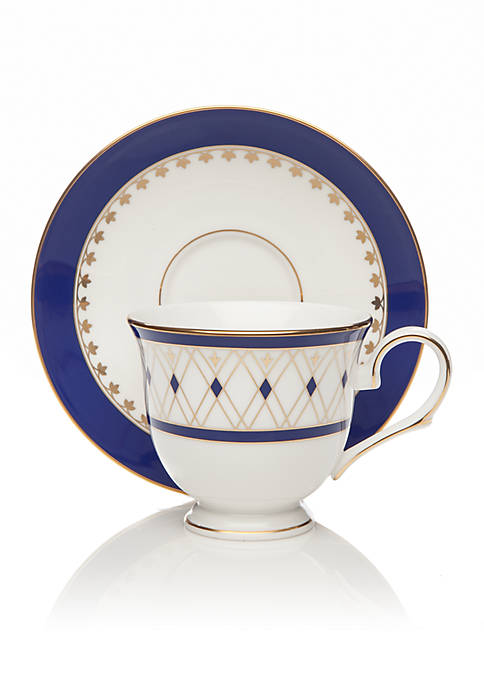 Lenox® Royal Grandeur Tea Cup and Saucer