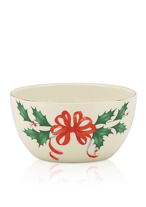 Lenox® Holiday Bowl