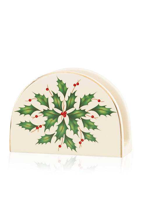 Lenox® Holiday Napkin Holder