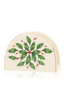 Holiday Napkin Holder