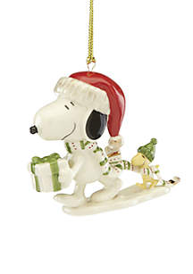 2018 Snoopy™ Holiday Gift Christmas Ornament