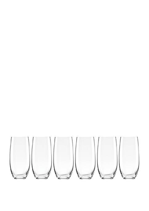 Lenox® Tuscany Large Tumblers- Set of 6