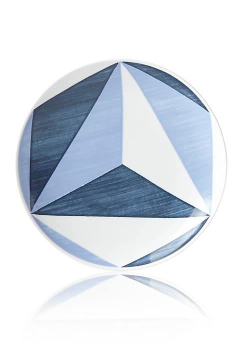 Lenox® Luca Andrisani Triangoli Accent Plate
