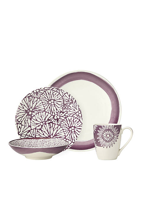 Lenox® Market Place Berry 4-Piece Place Setting