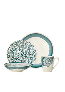 Market Place Berry 4-Piece Place Setting