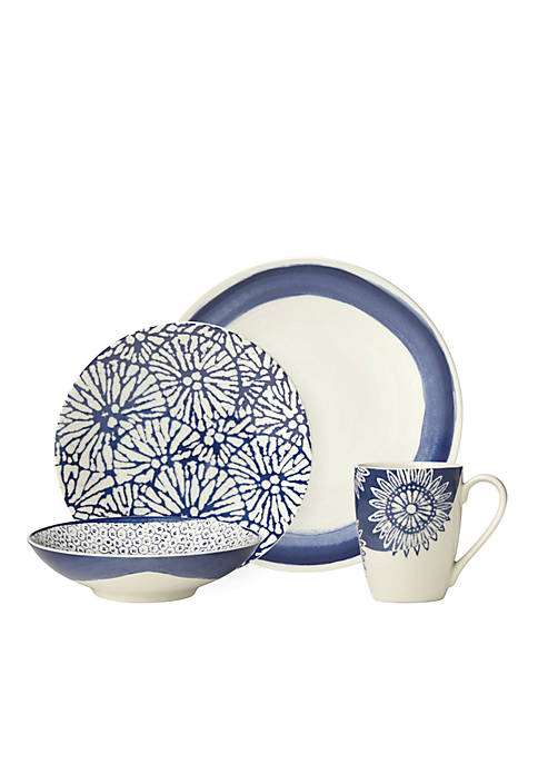 Lenox® Market Place Indigo 4-Piece Place Setting