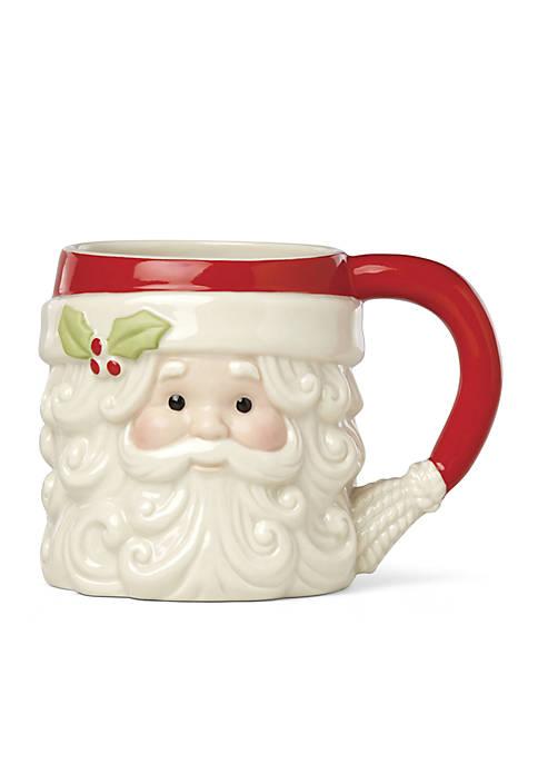 Lenox® Santa Figural Mug