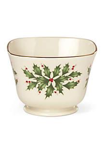 Holiday Treat Bowl