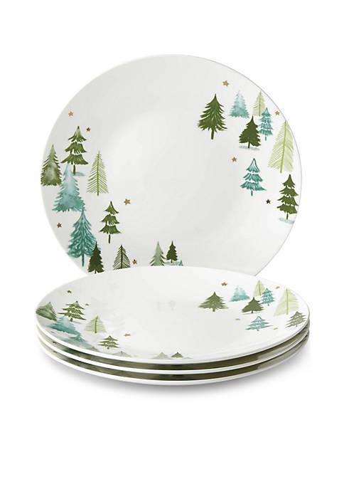 Lenox® Balsam Lane Dinner Plate, Set of 4
