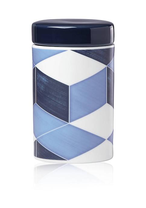 Lenox® Luca Andrisani Blue Azzurro Large Canister