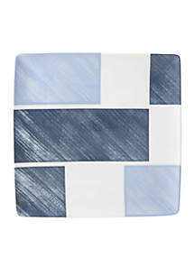 Lenox® Luca Andrisani Blue Azzurro Square Tray