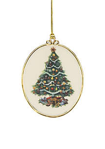 2018 Trees Around the World Ornament - USA