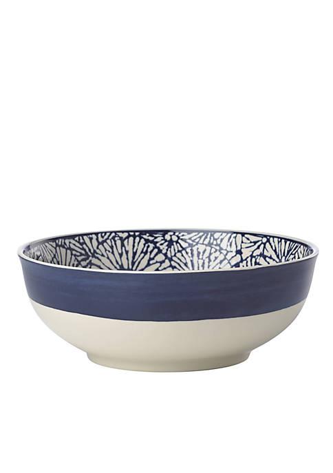 Lenox® Market Place Indigo Serving Bowl