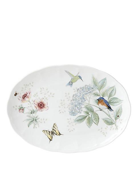 Butterfly Meadow Flutter Serving Platter