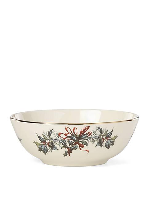 Lenox® Winter Greetings® Place Setting Bowl