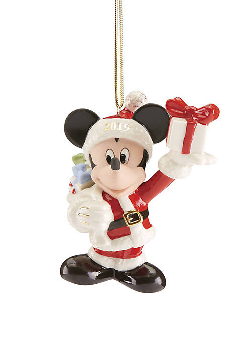 Lenox® 2019 Merry Micky Ornament