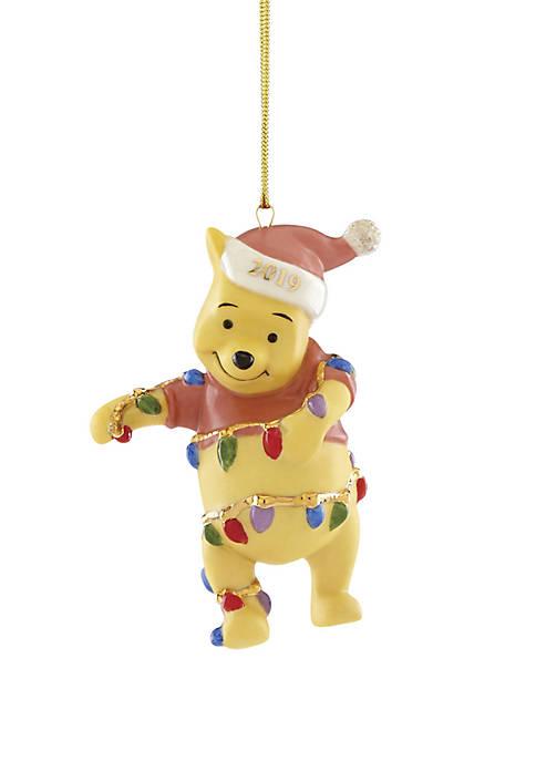 Lenox® 2019 Poohs Bright Idea Ornament