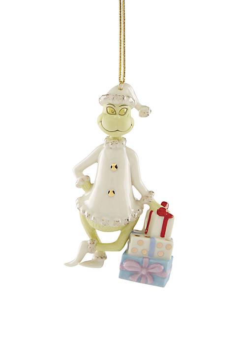 Lenox® Grinchy Gifts Ornament