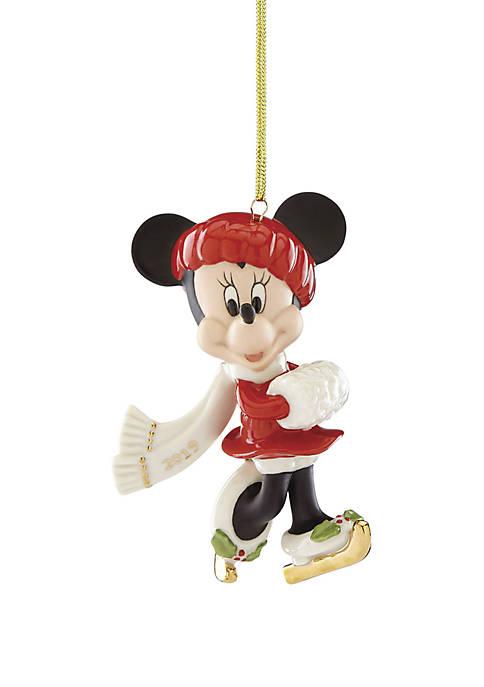 Lenox® 2019 Skate Away Minnie Ornament