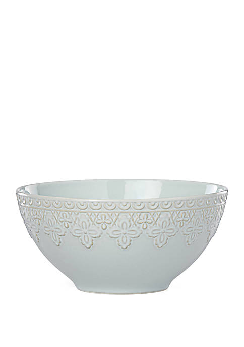 Lenox® Chelse Muse Fleur Blue™ All Purpose Bowl