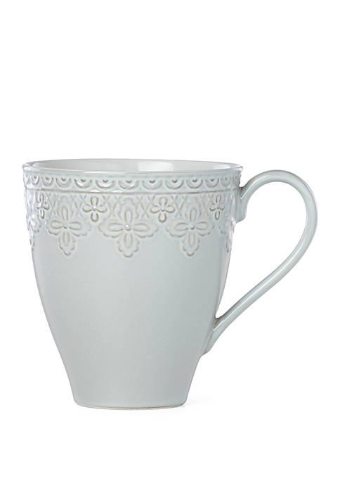 Lenox® Chelse Muse Fleur Blue™ Mug