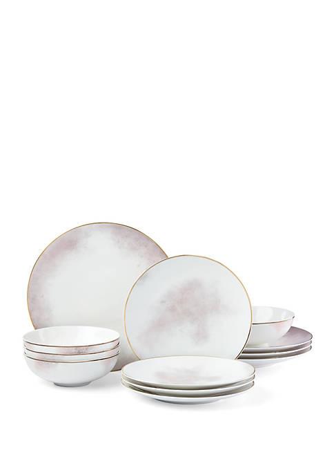 Lenox® Trianna Salaria 12 Piece Dinnerware Set