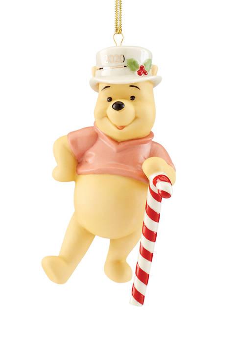 Lenox® 2020 Winnie the Pooh Christmas Cheer Ornament
