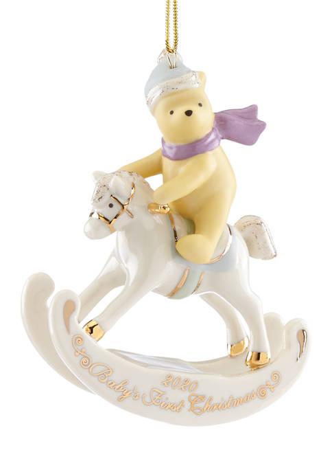 Lenox® 2020 Winnie the Pooh Babys 1st Christmas