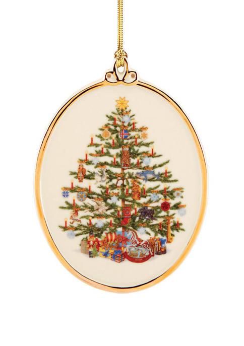 Lenox® 2020 Trees Around the World Ornament