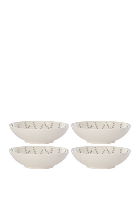 Lenox® Textured Neutrals Set of 4 All Purpose