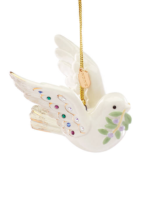 Lenox® 2020 Annual Holiday Gems Dove Ornament™
