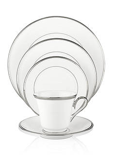 Lenox® Solitaire White Dinnerware and Accessories