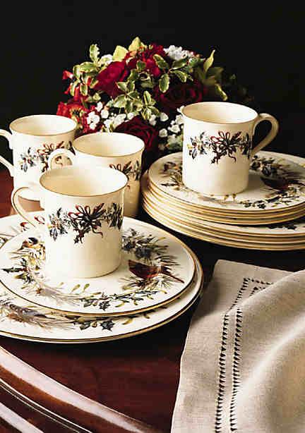 Christmas dinnerware plates china belk lenox winter greetings dinnerware lenox winter greetings dinnerware m4hsunfo