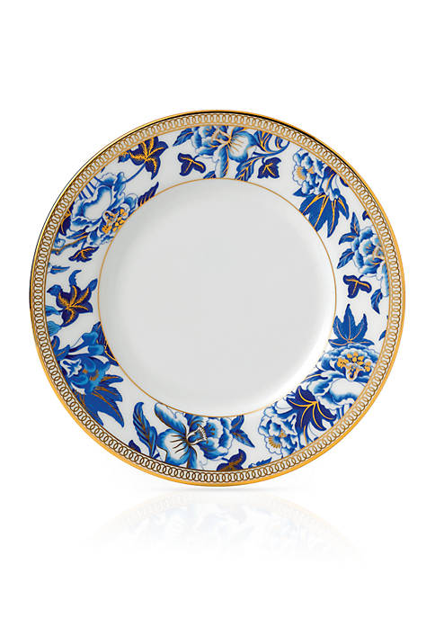 Wedgwood Hibiscus Bread & Butter Plate 6-in.
