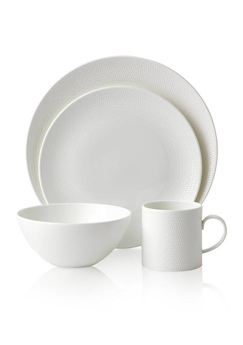 Wedgwood Gio 4-pc. Dinnerware Set