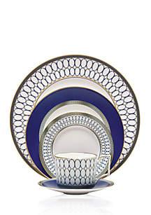Wedgwood Renaissance Gold 20 Piece Dinnerware Set