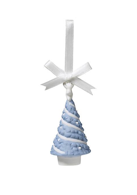 Wedgwood Figural Christmas Tree Ornament
