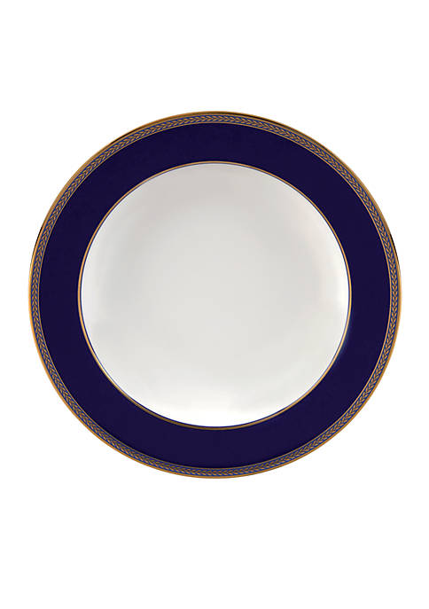 Renaissance Gold Rim Soup Bowl 9-in.