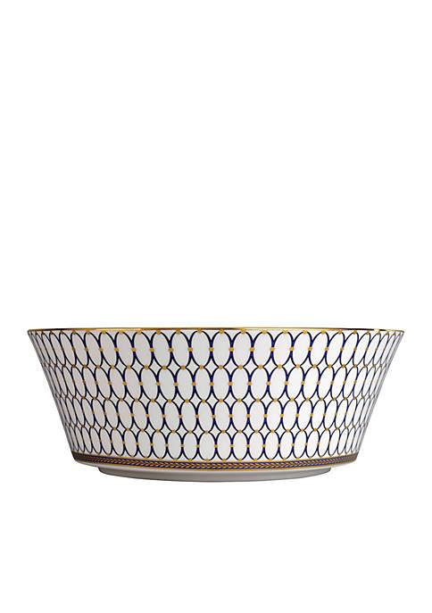 Renaissance Gold Serving Bowl 10-in.