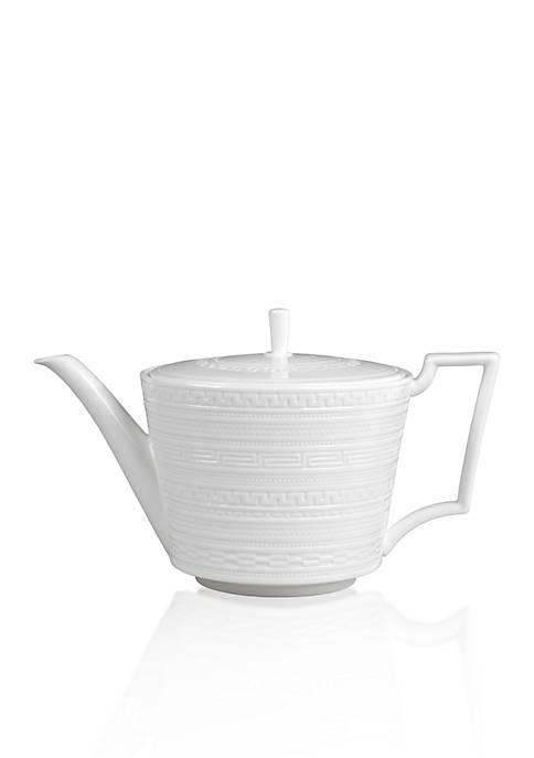 Intaglio Teapot