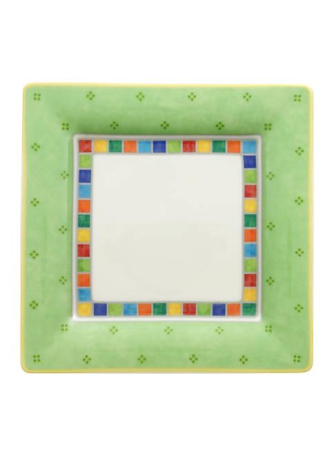 Twist Alea Square Salad Plate