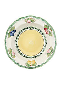 French Garden Fleurence Rim Cereal Bowl
