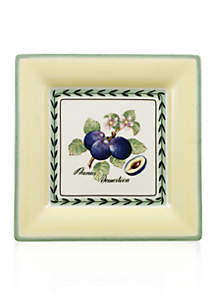 Villeroy & Boch French Garden Square Salad Plate 8.25-in.