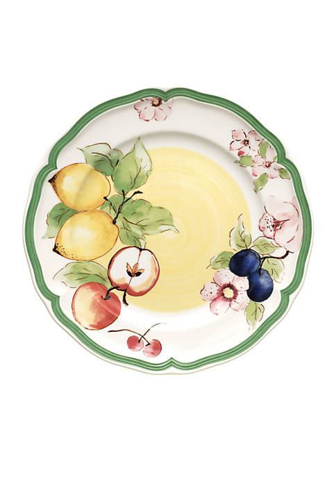 French Garden Menton Salad Plate 8.25-in.