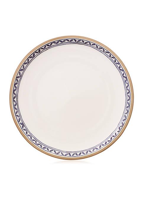Villeroy & Boch Artesano Provencal Lavender 10.5-in White