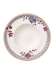 Villeroy & Boch Artesano Provencal Lavender Floral Rim Soup Bowl